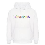 Hoodies ~ Men's Hoodie ~ I'm Mature - Immature
