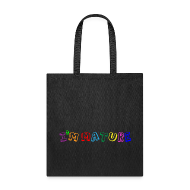 Bags & backpacks ~ Tote Bag ~ I'm Mature - Immature