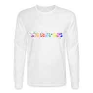Long Sleeve Shirts ~ Men's Long Sleeve T-Shirt ~ I'm Mature - Immature
