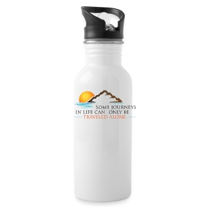 Viral Life Quote: Quotes Ken Poirot Travel Water Bottle - Water Bottle