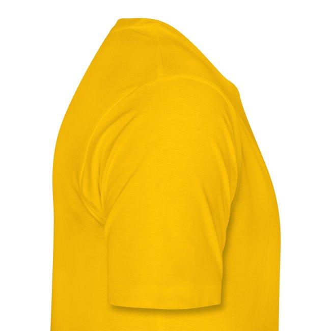 TAGCK Logo Tee - Yellow