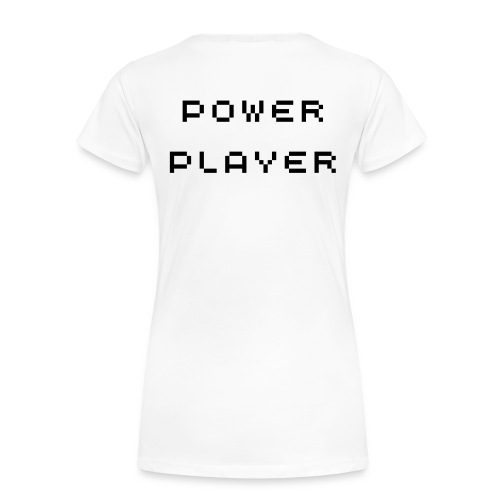 PP woman t-shirt - Women's Premium T-Shirt