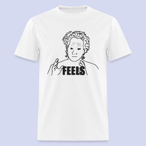 Alien Feel - Men's T-Shirt