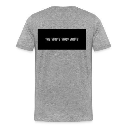 Wolfee Shirt - Men's Premium T-Shirt