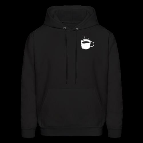 Coffee and Satan Hoodie - Men's Hoodie