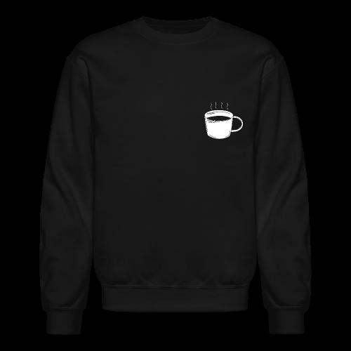 Coffee and Satan Sweater - Crewneck Sweatshirt