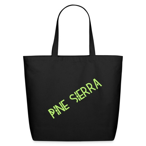 Eco Bag - Black - Eco-Friendly Cotton Tote