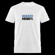 T-Shirts ~ Men's T-Shirt ~ DobberHockey.com Logo