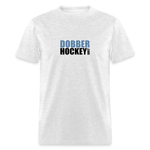DobberHockey.com Logo - Men's T-Shirt