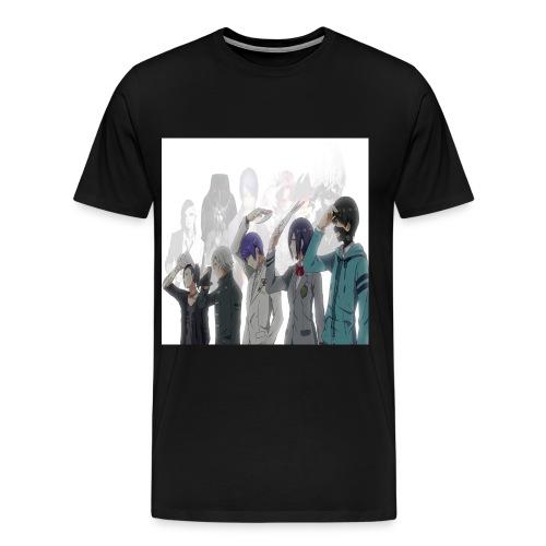 Tokyo Ghoul Characters - Men's Premium T-Shirt
