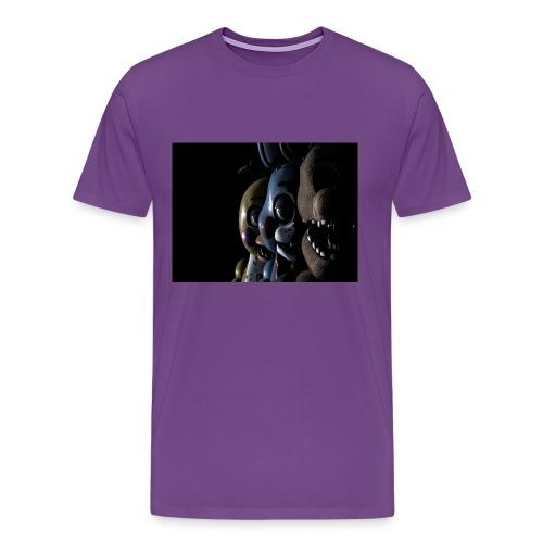 FNAF T-Shirt - Men's Premium T-Shirt