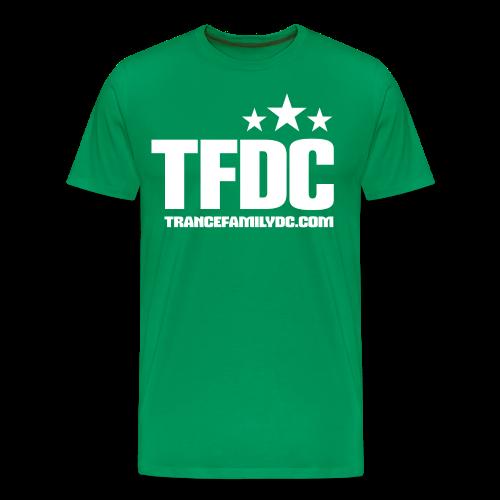 Sweet Green [M - White Logo] - Men's Premium T-Shirt