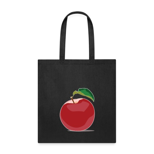 Tote Bag (Apple) - Tote Bag