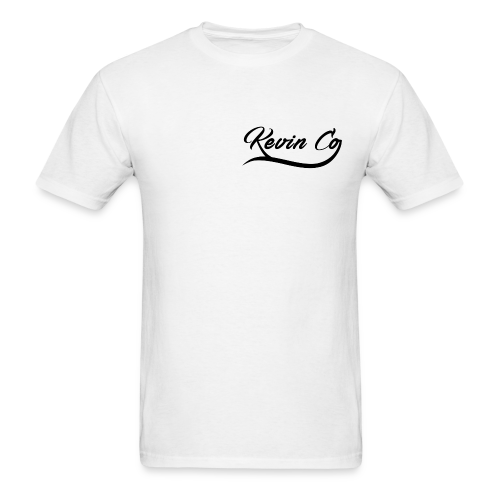 Kevin Co Signature Tee  - Men's T-Shirt
