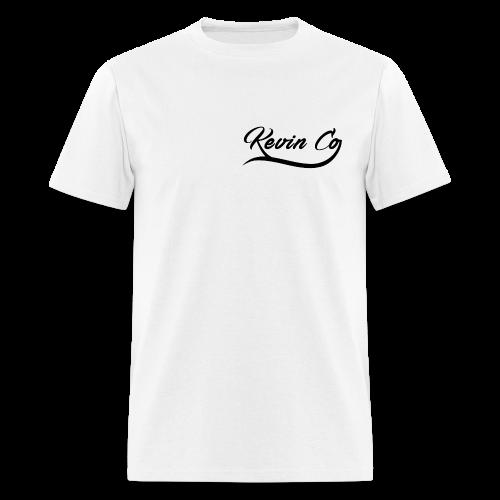 Kevin Co Signature Tee  - Men's T-Shirt