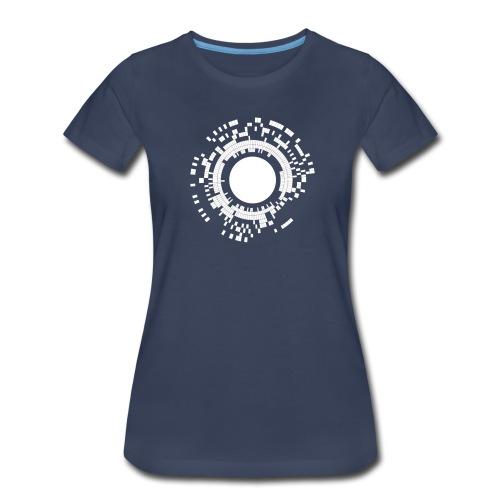 Sombra ARG - Skycode (Womens) - Women's Premium T-Shirt