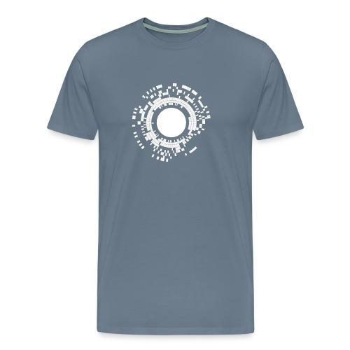 Sombra ARG - Skycode (Mens) - Men's Premium T-Shirt