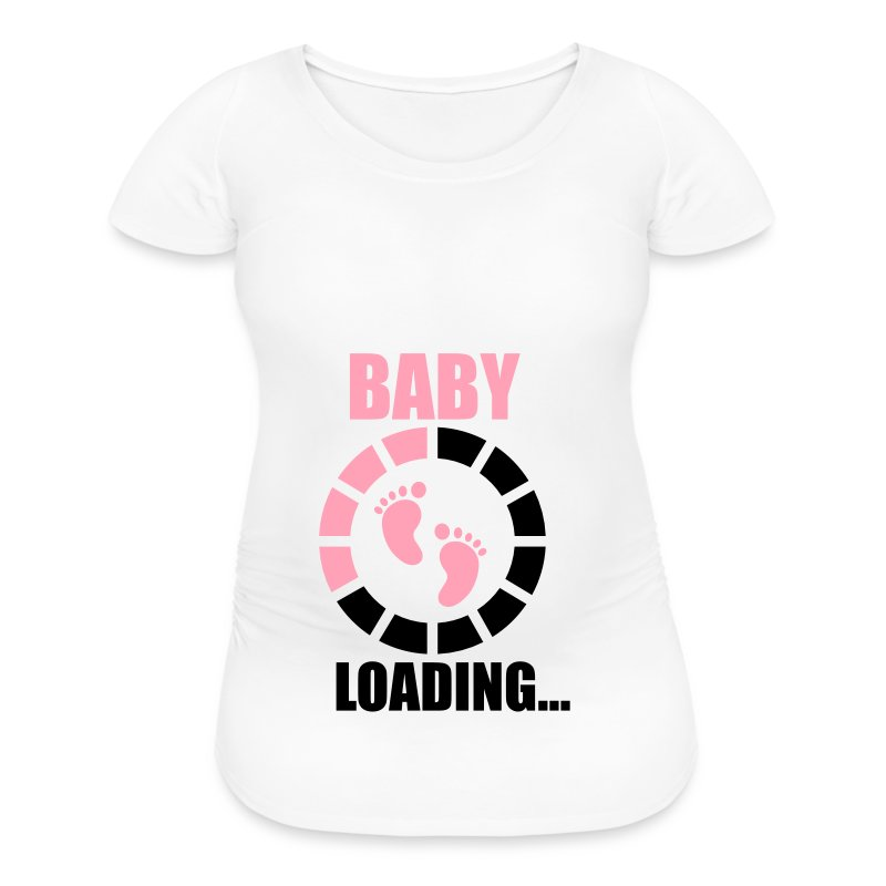 Baba loading Women's Maternity T-Shirt