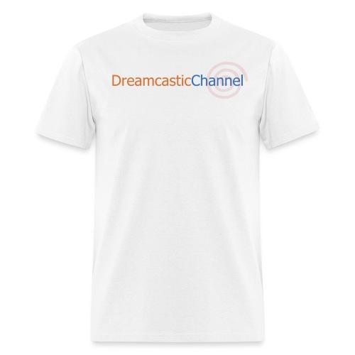 DreamcasticChannel T-Shirt (Men's) - Men's T-Shirt