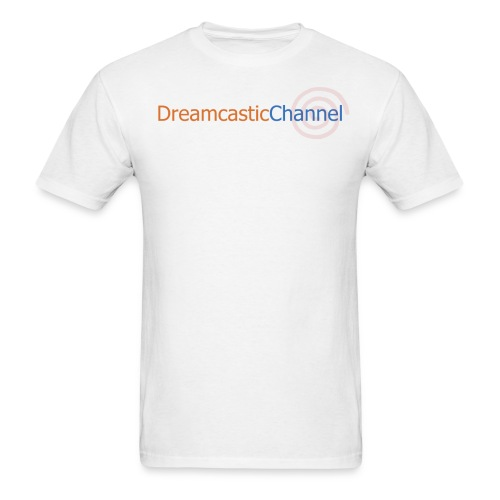 DreamcasticChannel T-Shirt (Men's) - Men's T-Shirt