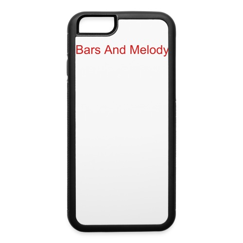Bars And Melody Phone Case - iPhone 6/6s Rubber Case