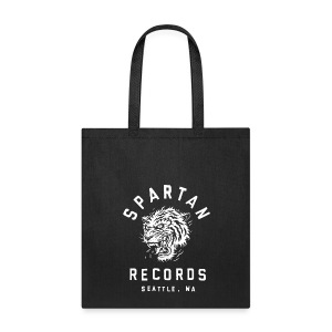 Spartan Wild Tiger Tote Bag - Tote Bag