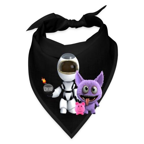 Adventures of a Cosmonaut Blanket - Bandana