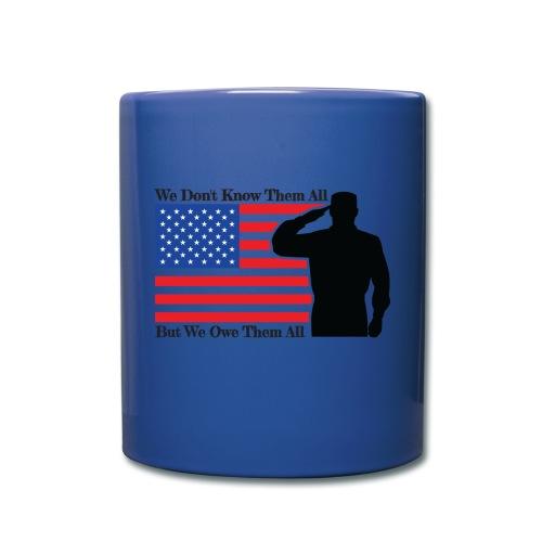 Owe Them All Mug - Full Color Mug