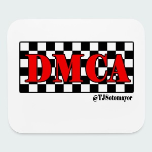 DMCA - Mouse pad Horizontal