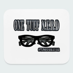 One Tuff N.E.R.D - Mouse pad Horizontal