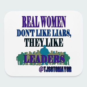 Real Women... - Mouse pad Horizontal