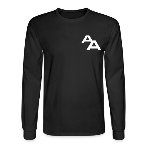 A Squad Long Sleeve Shirt - Men's Long Sleeve T-Shirt