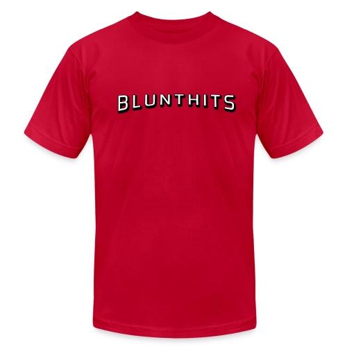Blunt Hits Men's Tee - Men's Fine Jersey T-Shirt