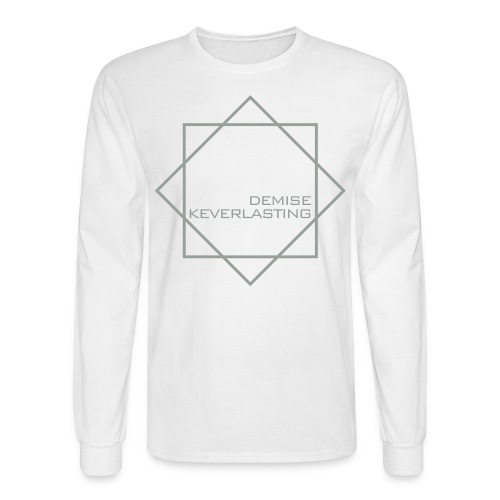 Men's Long Sleeve T-Shirt - superfluid,keverlasting,demise