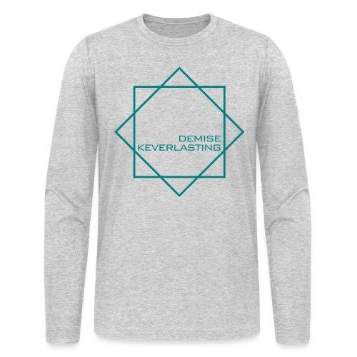 Men's Long Sleeve T-Shirt by Next Level - superfluid,keverlasting,demise