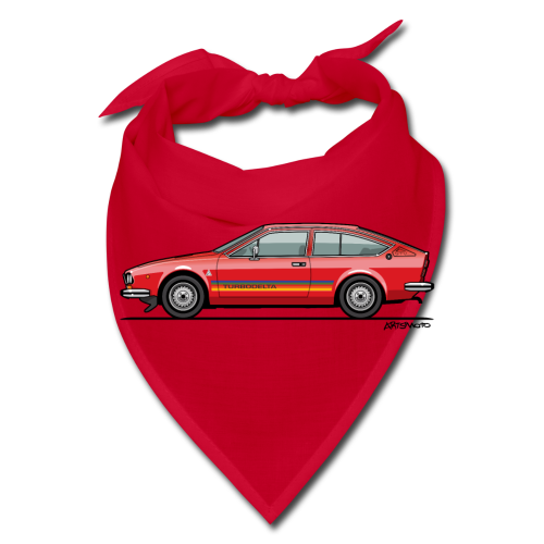 Alfetta GTV Turbodelta - Bandana