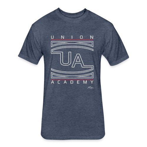 UA Spirit - Fitted Cotton/Poly T-Shirt by Next Level