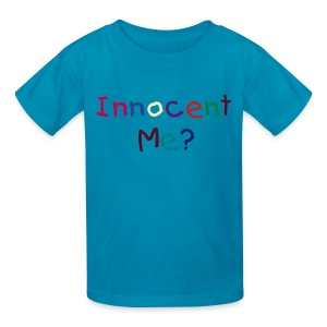 Innocent Me? Kids Boys T-Shirt Multi Color - Kids' T-Shirt