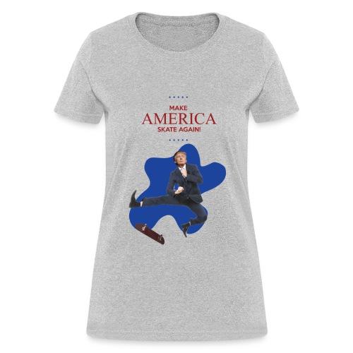 Make America Skate Again  (Woman) - T-shirt pour femmes