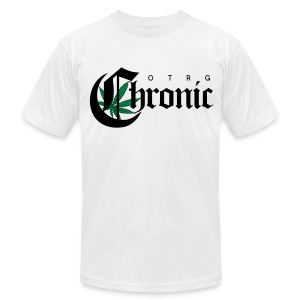 Chronic - Men's T-Shirt by American Apparel
