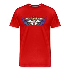 Friday At Five Logo Mens Tee - Men's Premium T-Shirt