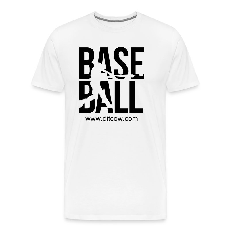 BASEBALL Themed Shirt - Men's Premium T-Shirt