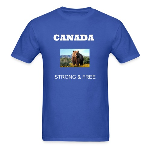 Canada Tourism#2 - Men's T-Shirt