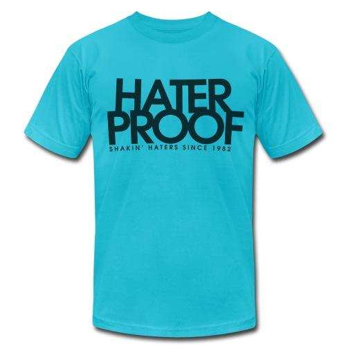 Hater Proof Tee - Men's Fine Jersey T-Shirt
