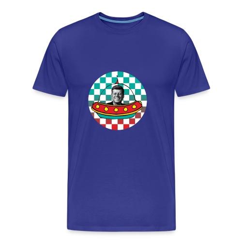 JFK Space - Men's Premium T-Shirt