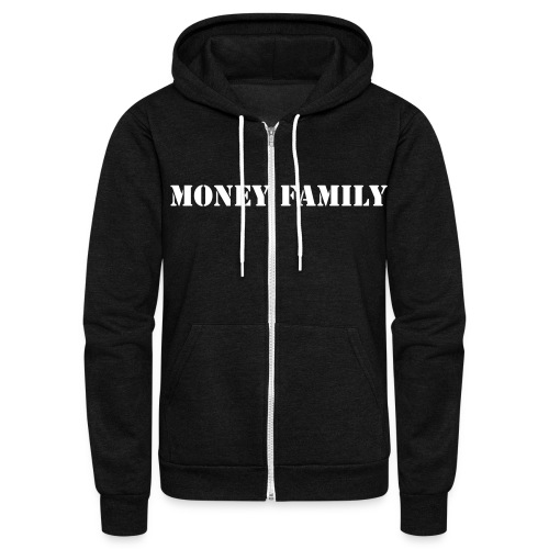 #MFB Blessings Zip-Up - Unisex Fleece Zip Hoodie