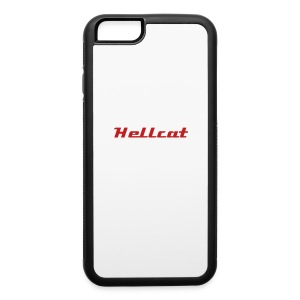 Hellcat iPhone 6/6s Rubber Case - iPhone 6/6s Rubber Case