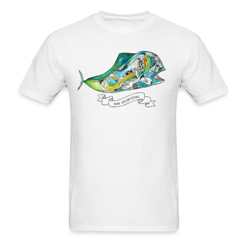 Mahi Mahi - Men's T-Shirt