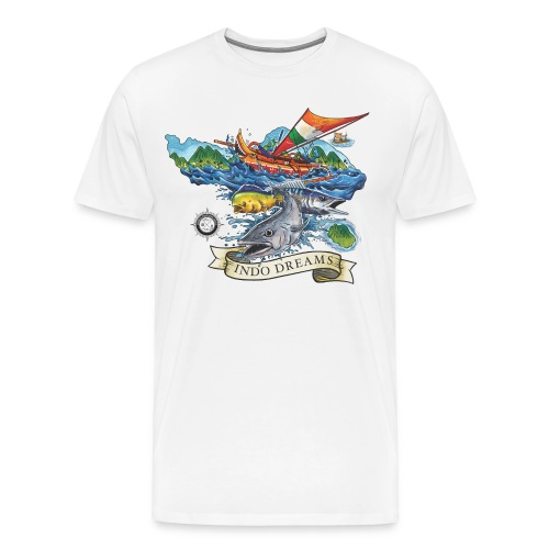 Indodreams - Men's Premium T-Shirt
