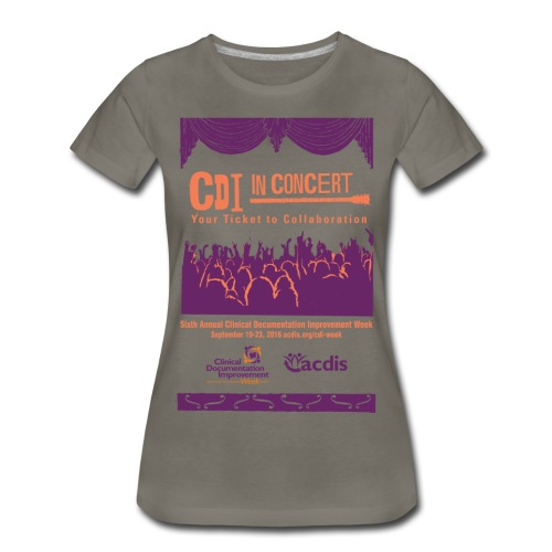 CDI Week T-Shirt - Women's Premium T-Shirt